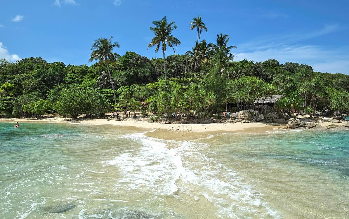 bon island beach
